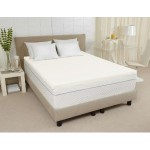 Sleep Joy 3 ViscO2 Ventilated Memory Foam