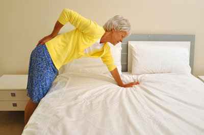 firm mattress topper for back pain