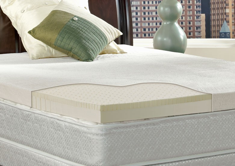natural latex mattress topper Latex Mattress Topper   Reviews & Top 3 Picks (2018) natural latex mattress topper