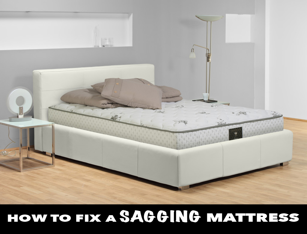 How To Fix A Sagging Mattress The Right Ways Simple Amp Cheap
