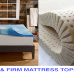 Soft Mattress Topper vs Firm Mattress Topper
