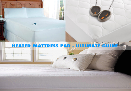 Best Heated Mattress Pad - Ultimate Guide & Top 5 Picks [2017]