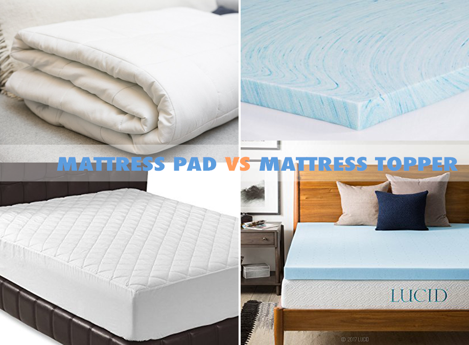 Mattress pad vs mattress topper which is better to use for Best mattress for lightweight person