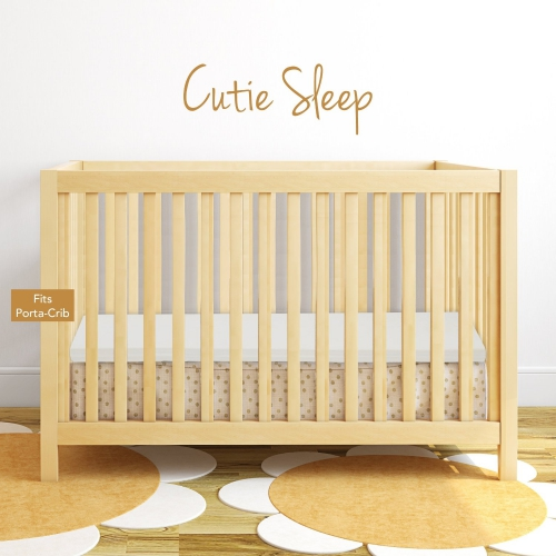 how to make a crib mattress