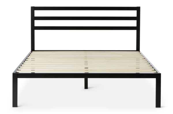 memory foam mattress and bed frame full size bed