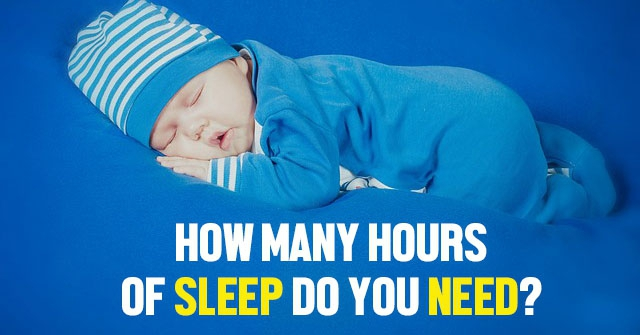 How Many Hours of Sleep is Healthy