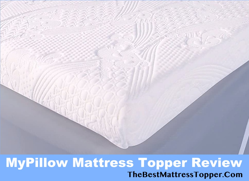 my pillow mattress topper reviews